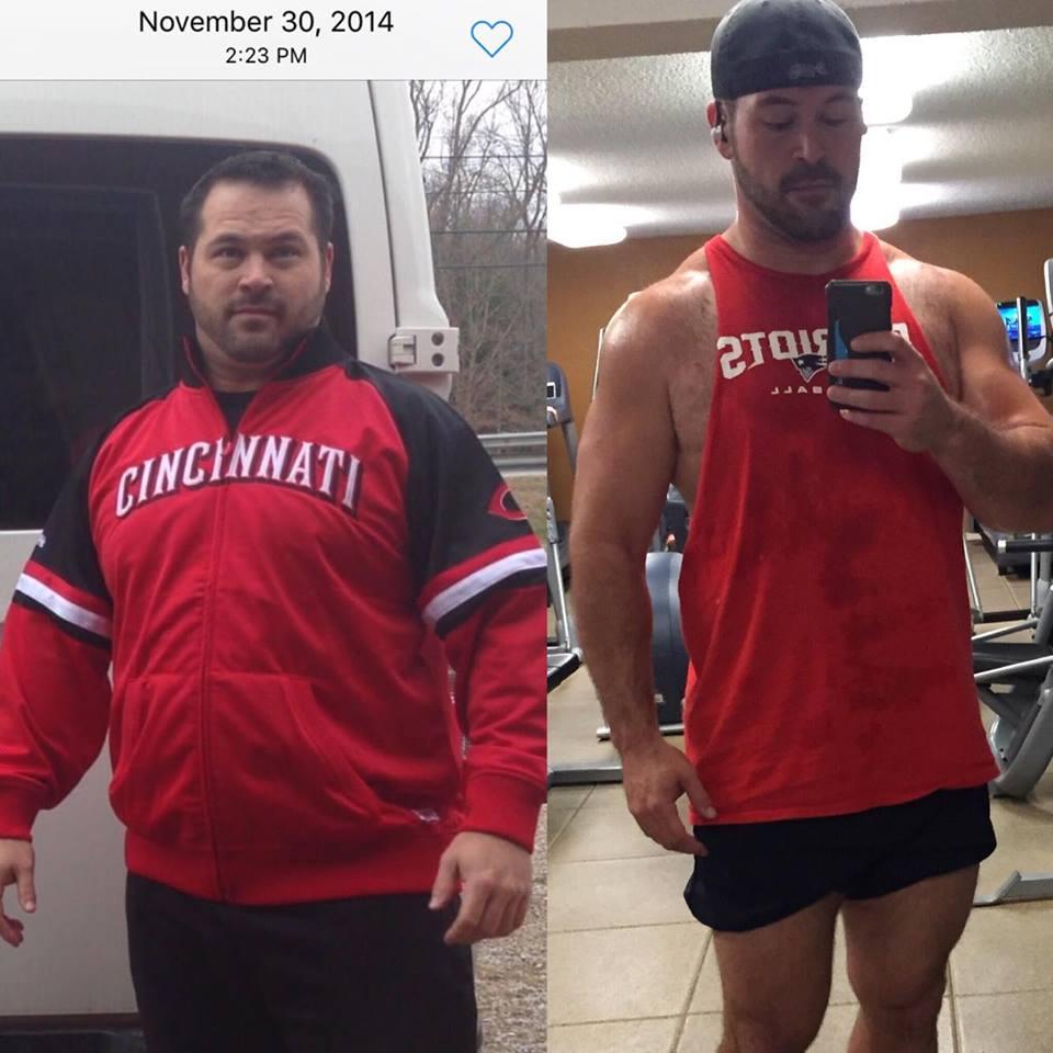 Eric Lambert workout